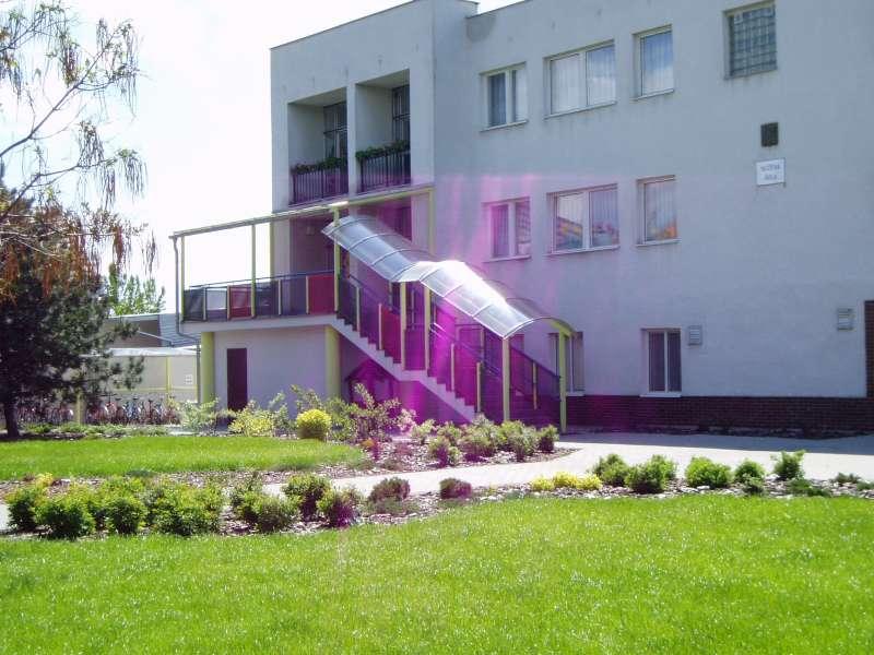 Rekonstrukce MŠ v Moravské Nové Vsi