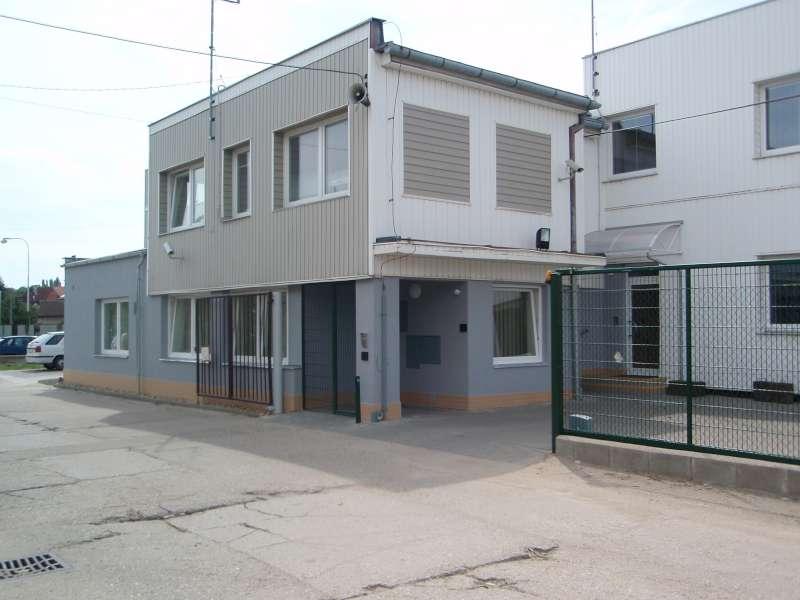 Stavební úpravy OO Policie ČR v Kyjově