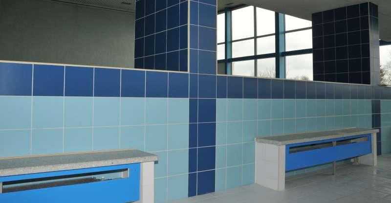 Rekonstrukce a opravy krytého bazénu v Hodoníně